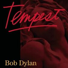 Bob Dylan- Tempest (Deluxe Limited Edition), sealed, nobel peace prize winner :)