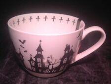 Portobello Halloween Haunted House Fine Bone China Coffee Tea Latte Mug New Cool