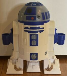 STAR WARS R2-D2 Play-Doh Mould & Storage Container - 2008 - HASBRO R2D2 Playdoh