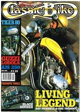 May Classic Bike Transportation Magazines