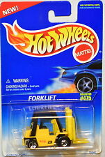 HOT WHEELS 1996 FORKLIFT #475