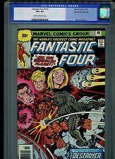 Fantastic Four #172 CGC 8.5 (1976) Destroyer & Galactus 30 Cent Price Variant