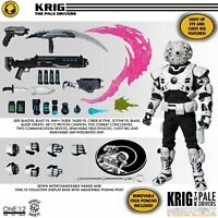 *PRE-ORDER* Mezco One 12: Rumble Society Krig The Pale Drivers Edition SOLD OUT