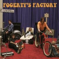 John Fogerty - Fogerty's Usine Neuf CD