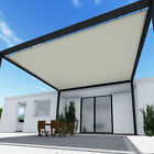 Customize Straight Edge Waterproof Sun Shade Sail UV Blocker Patio Pool Cover 6'