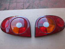 Renault Megane Tail Lights (pair) 1999 - 2003 Convertible Coupe