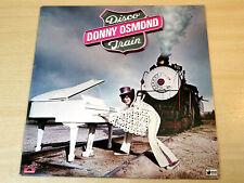 EX/EX !! Donny Osmond/Disco Train/1976 Polydor LP