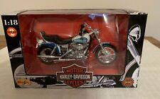 Maisto 1:18 Harley-Davidson 92 Fxdb Daytona 50th Anniversary, Series 2, In Box