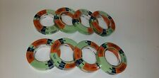 "8 rolls  Shurtape CP20 1"" x 60 yds Green Painters Tape"