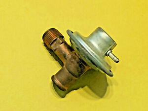 Late 1958 59 60 61 62 63 64 OLDSMOBILE Heater Valve w/ BRASS BODY - MADE IN USA