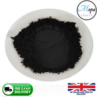 Cosmetic Mica Powder Black Pearl Pigment Soap Bath Bombs  Nail Art Additive