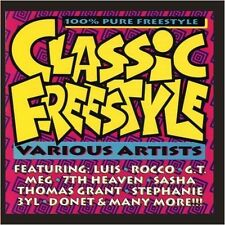 Classic Freestyle (2013, CD NEU) CD-R