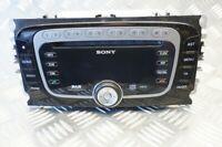 FORD GALAXY MK3 S-MAX SONY DAB RADIO WITH CODE  2010-2015 RO11O