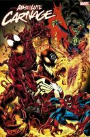 Absolute Carnage #5 Bagley Cult 1:25 Variant Comic 1st Print 2019 NM