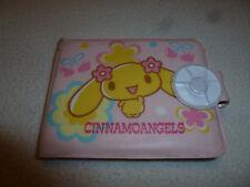 SANRIO CINNAMOROLL CINNAMOANGELS KIDS MINI SNAP WALLET 2007 CINNA ANGELS