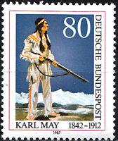 1314 postfrisch BRD Bund Deutschland Briefmarke Jahrgang 1987