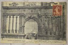 """CPA """" SAINT FLORENTIN - L'Eglise - Chapelle Saint Nicolas"""