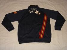 Spain National Team Soccer Jacket Adidas Zip Track Top Espana Football Coat NEW