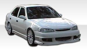 98-00 Toyota Corolla Bomber Duraflex Front Body Kit Bumper!!! 102031