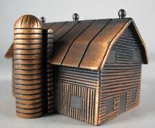 Miniature Metal Pencil Sharpener - COUNTRY BARN  !!!!!