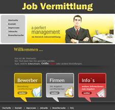 Job Vermittlung - PHP Script
