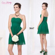 Ever-Pretty Chiffon Mini Sleeveless Dresses for Women