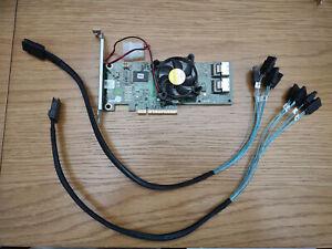 Dell h310 SAS HBA + SAS Cables