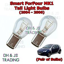 Smart Forfour Tail Light Bulbs Pair of Rear Tail Light Bulb Lights MK1 (04-06)
