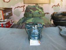 1969 Vietnam War Unworn, Unissued Green Erdl Jungle Boonie Sun Hat