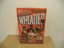WHEATIES 75 YEARS OF CHAMPIONS WITH 1999 CALENDAR FACTORY SEALED IN PLASTIC