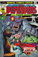 Defenders #11 Vf- To Vf