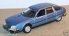 UNIVERSAL HOBBIES UH idem NOREV METAL HO 1/87 CITROEN CX 2400 GTI 1977 BLEU