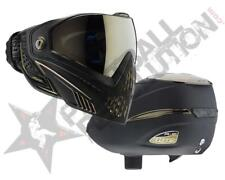 Dye Precision I5 R2 Paintball Mask Loader Combo Onyx Gold