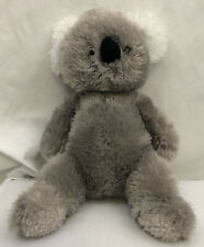 "Melissa & Doug Sidney Koala Gray Stuffed Plush Toy Animal 12"" Tall Plush EUC"
