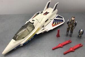 M.A.S.K. Mask Vintage Vehicle - Meteor + Ace Riker Complete Kenner 1987
