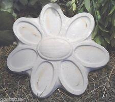 Flower Plastic Mold Plaster concrete resin wax soap casting mold
