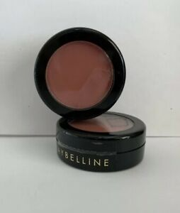 Lot Of 2 Maybelline DUSTY PLUM  Natural Accent BLUSH  Rare