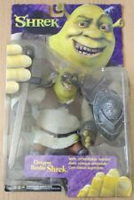 McFarlane Toys -- Dragon Battlin' Shrek with Attachable Helmet Still Packaged