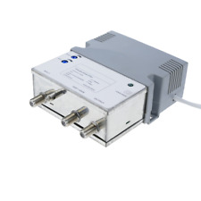 Amplificador de antena TV TDT DVBS para pequeñas comunidades colectivas 47-790