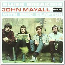 JOHN MAYALL WITH ERIC CLAPTON BLUES BREAKERS CD (BLUESBREAKERS)