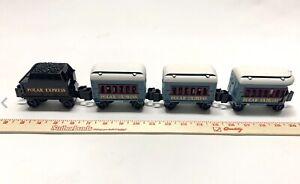 Lionel Polar Express TRAIN Little Lines Replacement Passenger Tender Observation