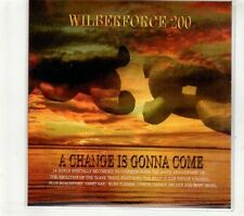 (GT722) Wilberforce 200, A Change Is Gonna Come - 2007 DJ CD