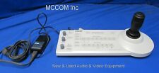 Sony RM-BR300 Remote Control Panel for Sony PTZ Camera w/power supply
