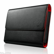 Leather Tablet & eBook Sleeve/Pouches for Lenovo