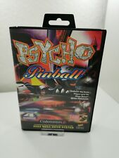 Sega Mega Drive Psycho Pinball