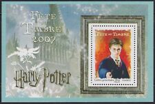 FRANCE BLOC N°106** BF Fête du Timbre 2007 Harry  Potter,  SHEET MNH