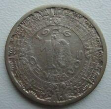 Mexico 10 Centavos 1936 Copper-Nickel Coin S10