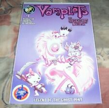 Action Lab Vamplets The Undead Pet Society Larry's Variant Cover