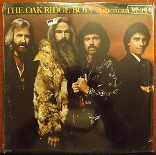 The Oak Ridge Boys - American Made LP Record - STILL SEALED!