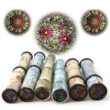 21cm Kaleidoscope Children Toys Kids Educational Science Toy Christmas Gifts UK